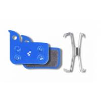 Колодки Cube дискового тормоза SRAM Red22/Force22/Rival22/S700/Level organisch