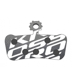 Колодки Kross BP-DSM-7 (AVID X0 SEMI-METALLIC)