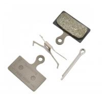 Тормозные колодки Shimano д/диск тормоза G03S с пружин с шплинтом