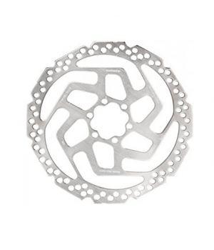 Тормозной диск Shimano RT26, 160 мм, 6 болтов, для пластиковых колодок, 2-5313