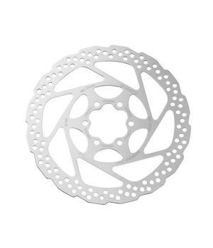Тормозной диск Shimano RT56, 160 мм, 6 болтов, только для пластиковых колодок, 2-5317