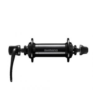Втулка Shimano TX500, передняя, 36 отверстий, v-brake, чёрный EHBTX500AAL