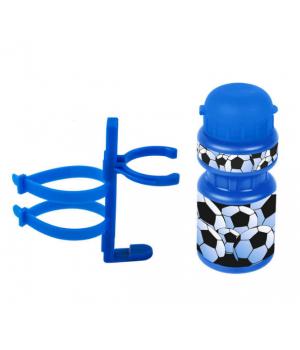Фляга Ventura Kids детская, 0.3 л, синий