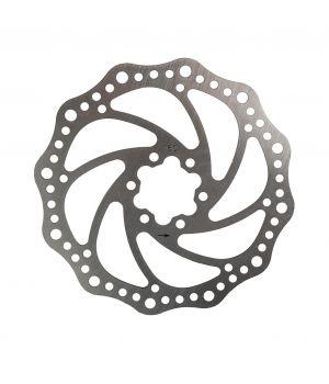 Тормозной диск M-Wave 160 мм, 6 болтов, нержавеющая сталь