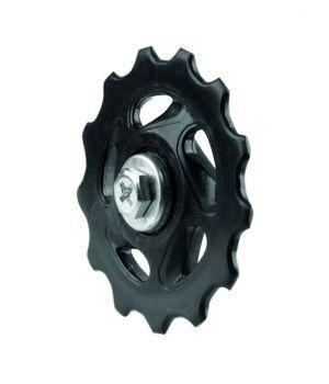 Ролики переключателя большие, 50 мм 13 зуб, черные