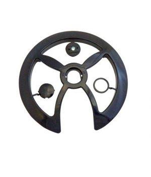 Защита системы Sunny Wheel SW-720 46/48Т, универсальное крепление, пластик, черная