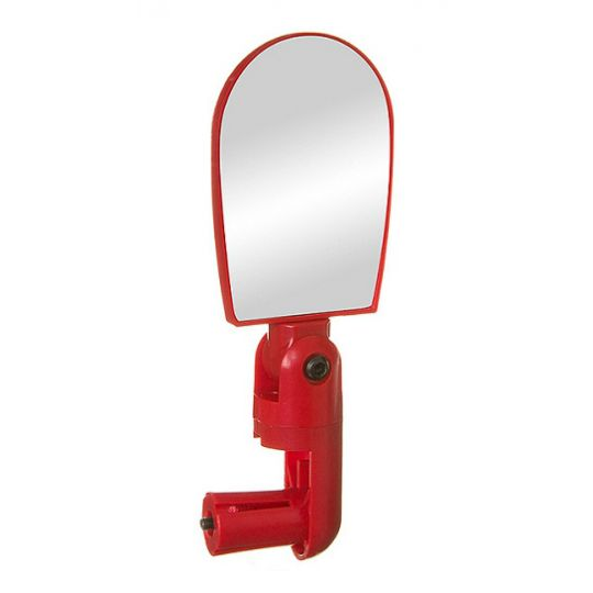 Зеркало для велосипеда STG BC-BM101, красное